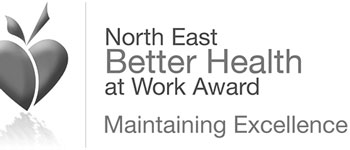 Better Health at Work Award Middlesbrough College