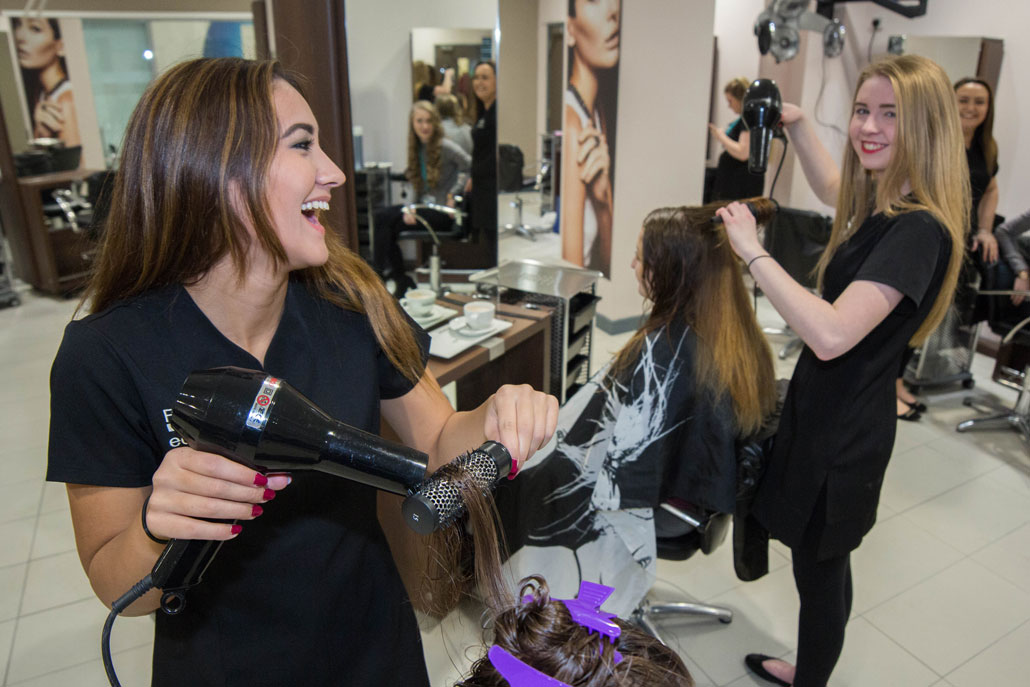 Francescos Hair and Beauty Salons 100m Campus About