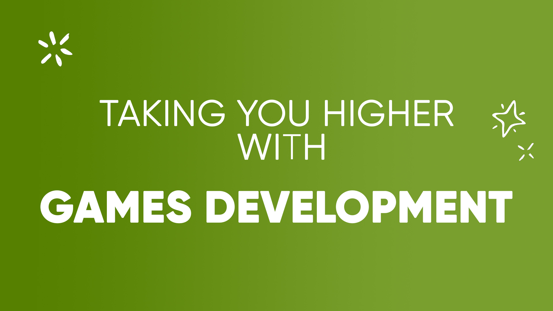 Games Development at Middlesbrough College