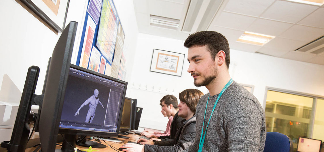 games design and media middlesbrough college