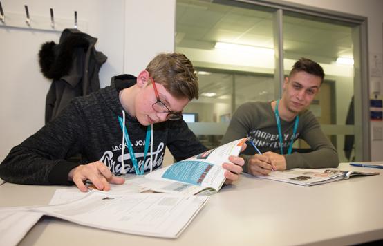 GCSE, Functional Skills and ESOL