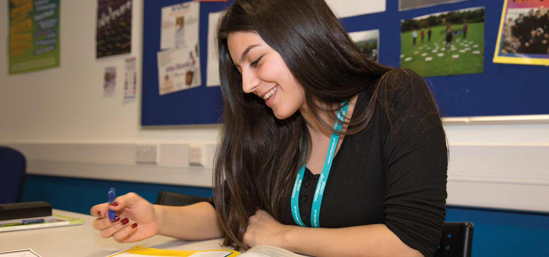 GCSE, Functional Skills and ESOL Middlesbrough College