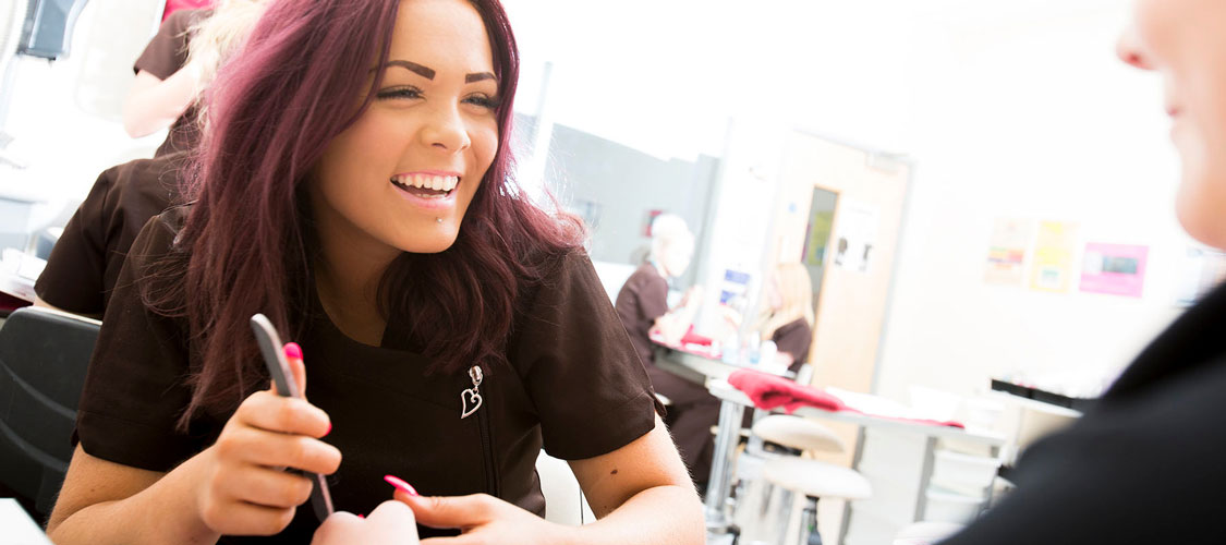 hair and beauty middlesbrough college