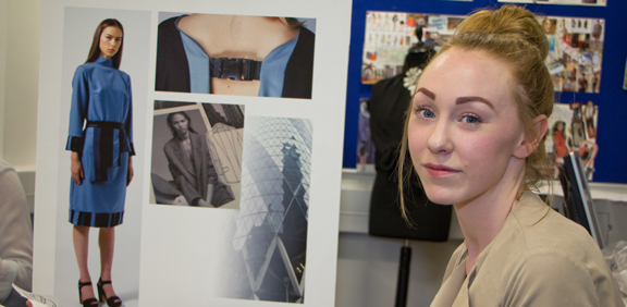 Harriet Todd Fashion Middlesbrough College