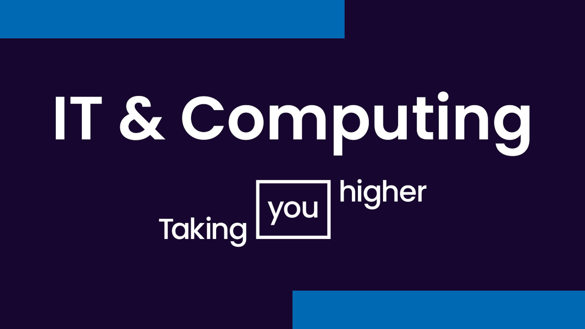 Middlesbrough College IT & Computing Courses