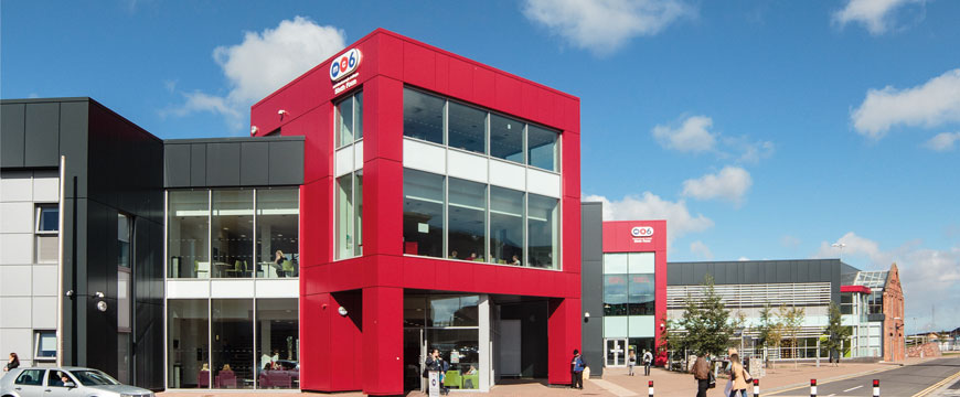 middlesbrough college a level centre