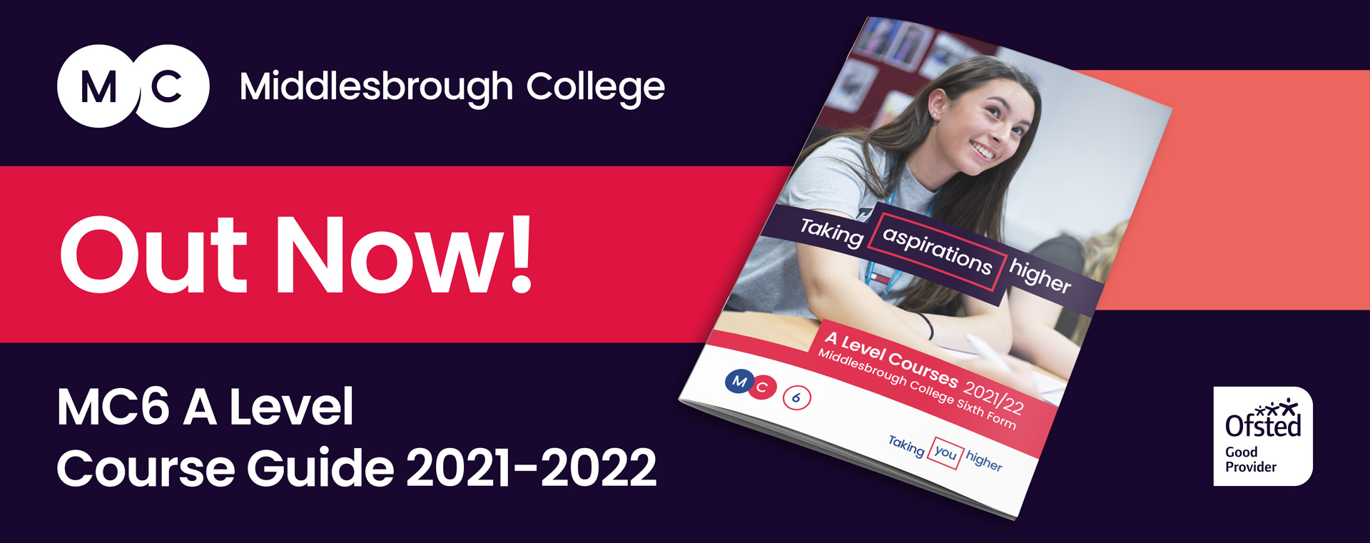 Middlesbrough College A Level Guide