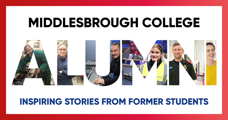 Middlesbrough College Alumni