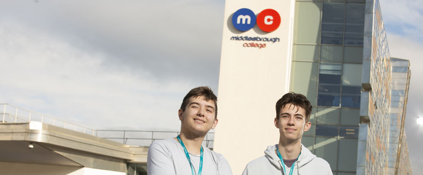 Middlesbrough College Application Process