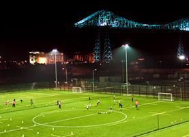 Middlesbrough College AstroTurf