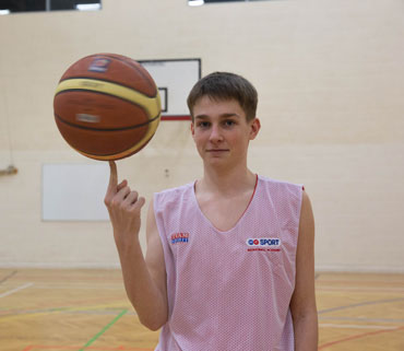Middlesbrough college basketball academy testimonial