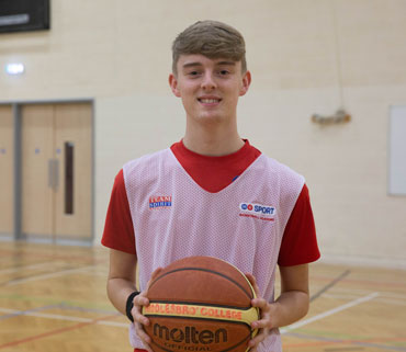 Middlesbrough college basketball academy