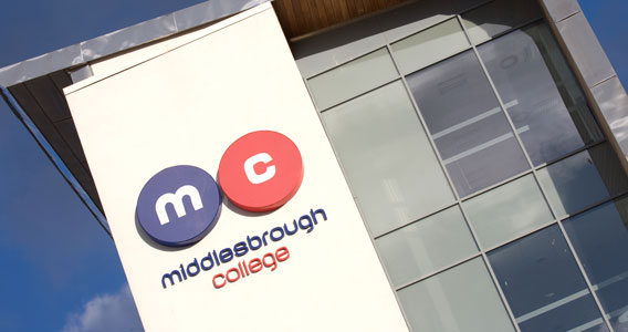 Middlesbrough-College-Campus