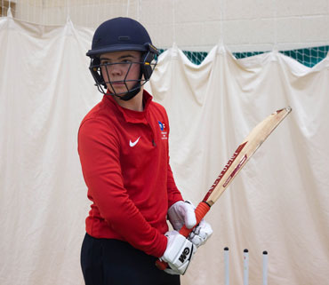 Middlesbrough College Cricket Sports Academy Testimonial