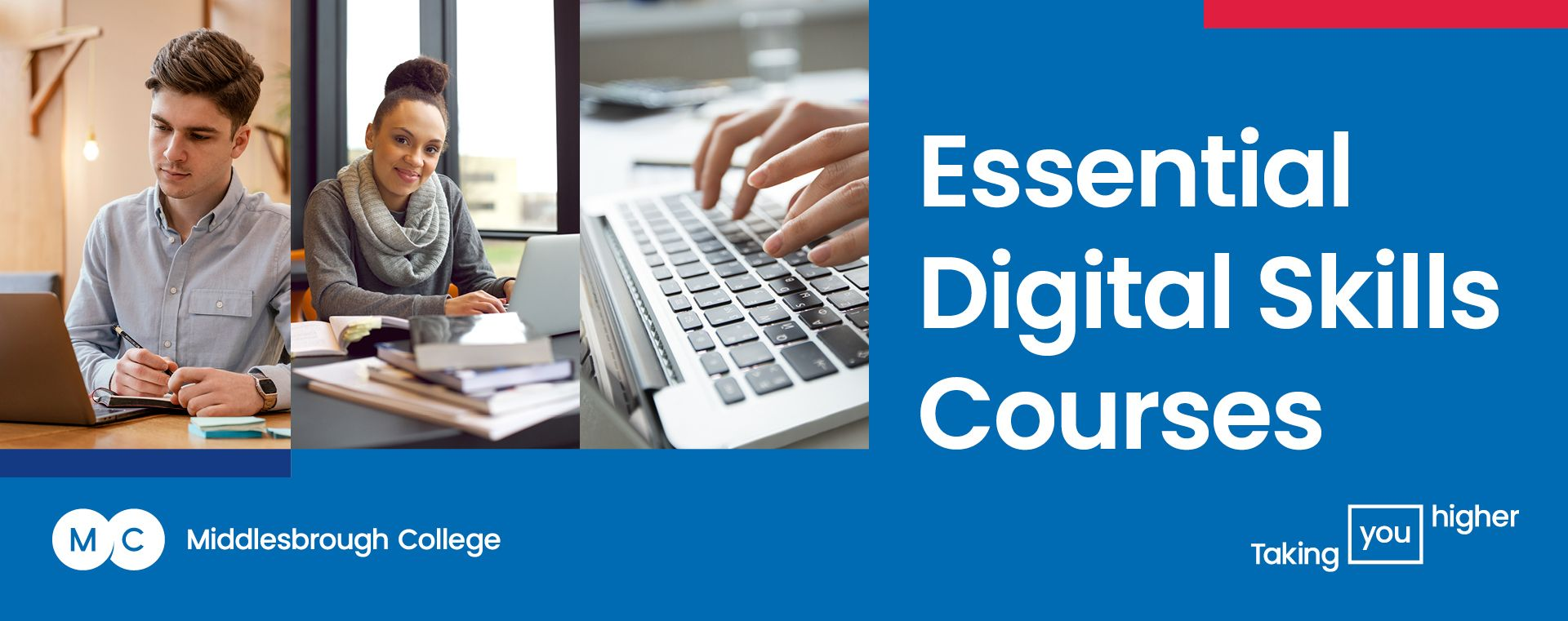 Middlesbrough College Digital Courses