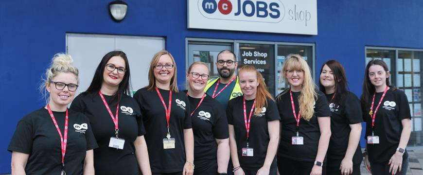 Middlesbrough College Employability and Projects Team