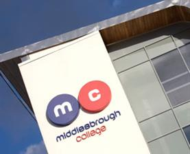 Middlesbrough College Event