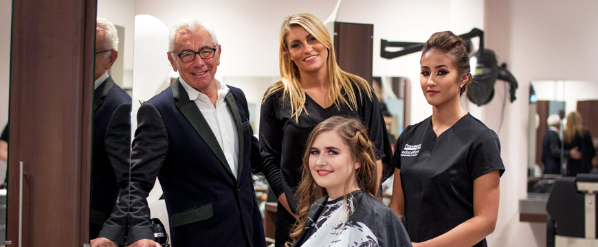 middlesbrough college francescos hair salon