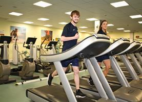 Middlesbrough College Gym