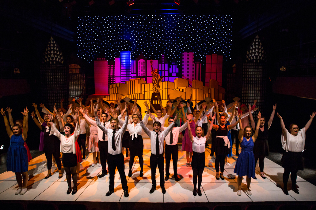 Middlesbrough College Hazel Pearson Theatre