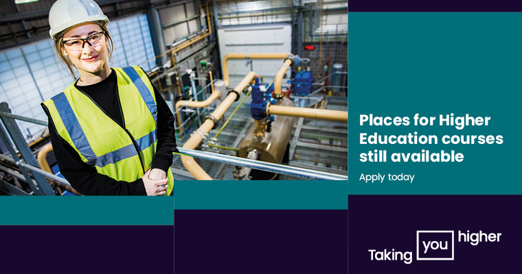 Middlesbrough College Higher Education