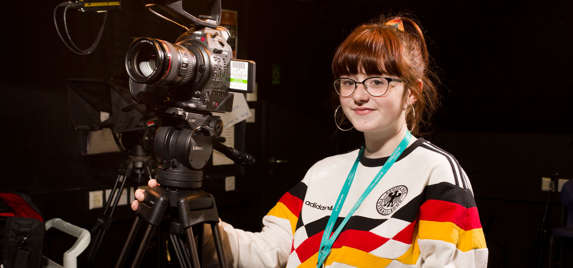 Middlesbrough College Media Courses