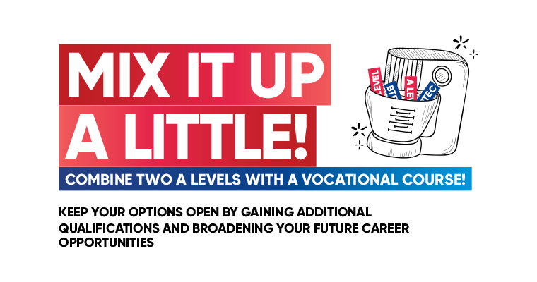 Middlesbrough College Mix it Up Programme