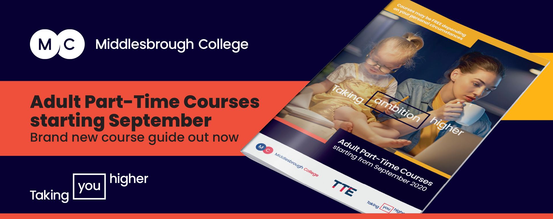 Middlesbrough College PT Guide