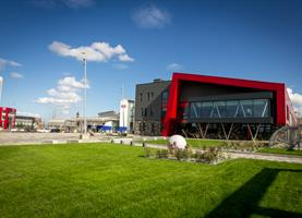Middlesbrough College STEM Centre