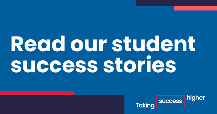 Middlesbrough College Success Stories Thumbnail