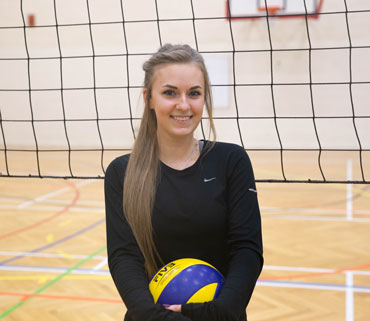 Middlesbrough College Volleyball Academy