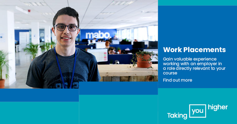 Middlesbrough College Work Experience