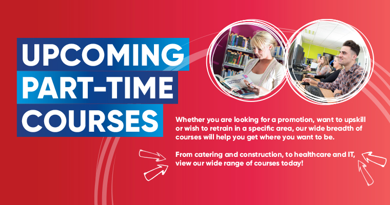 Middlesbrough College Part Time Courses