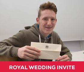 Royal Wedding Invite