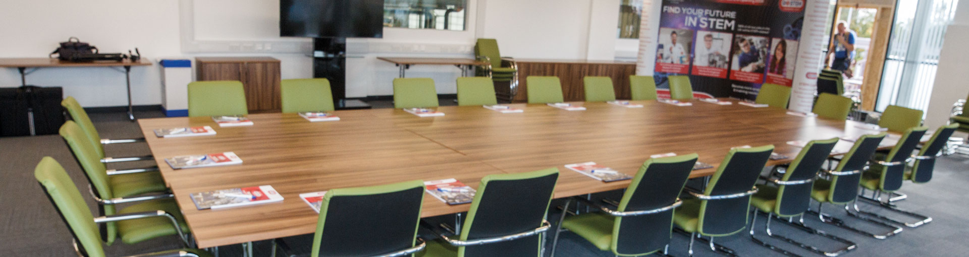 STEM Conference and Meeting Rooms Middlesbrough College