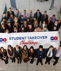 Student Takeover Day