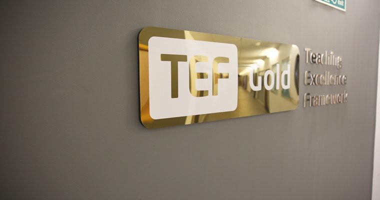 TEFL gold