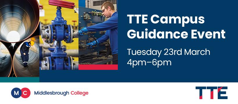 TTE Campus Guidance Event