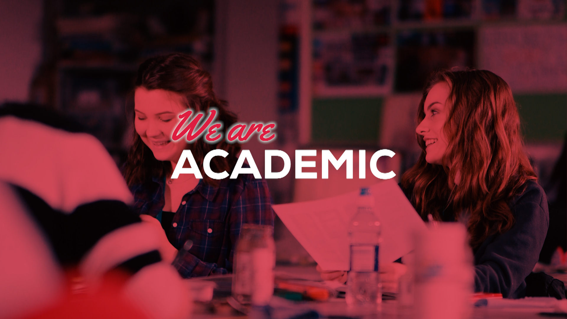 We Are Academic
