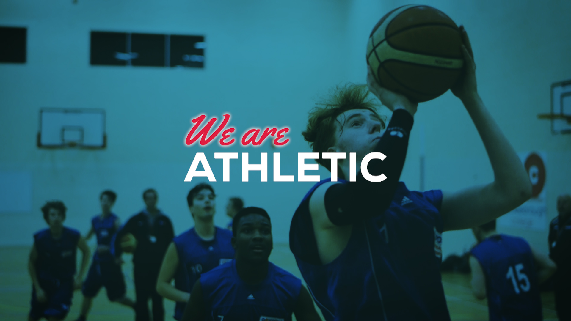 We Are Athletic