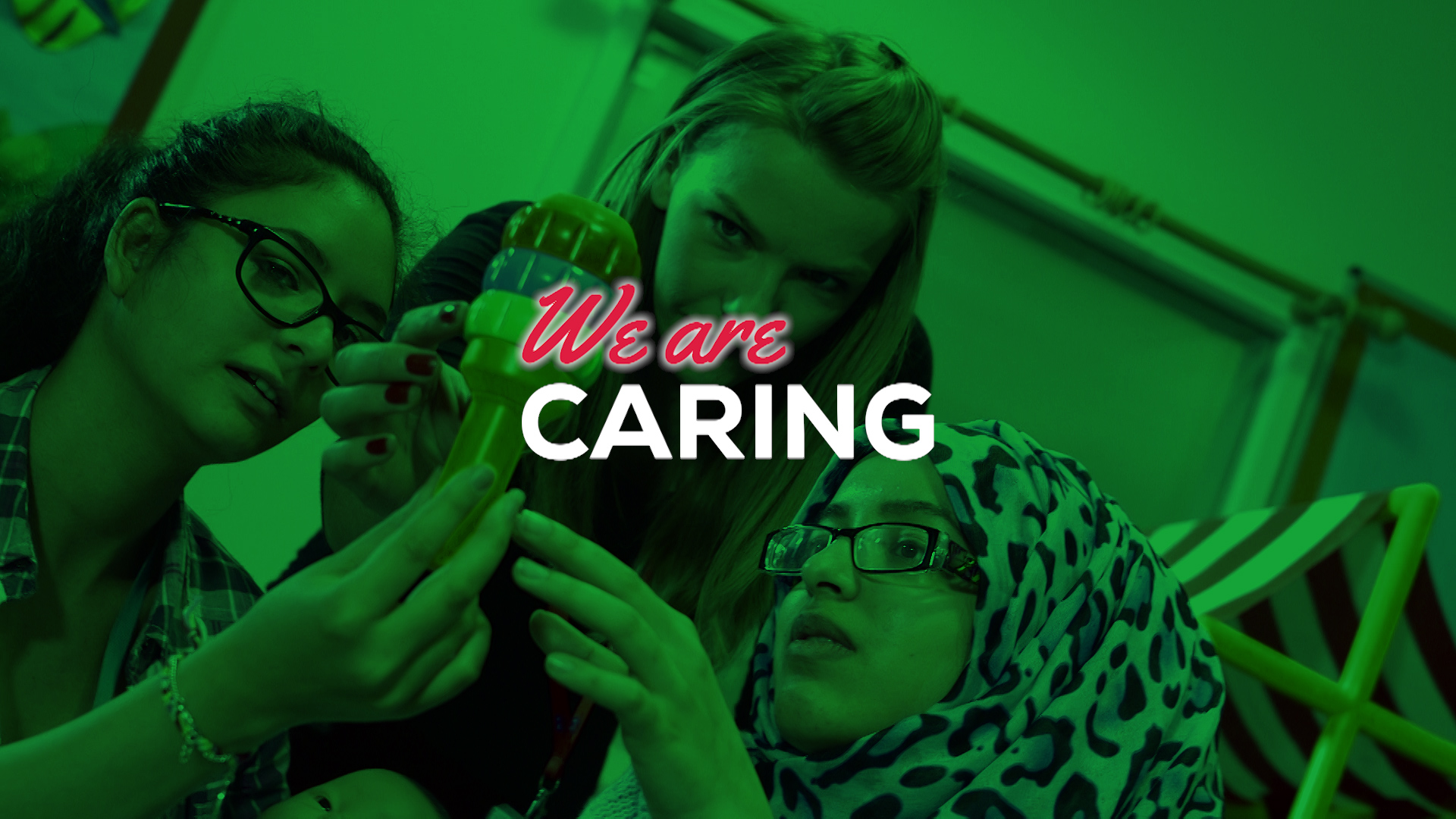 We Are Caring